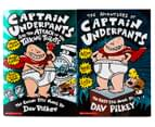 The Extra Big Ultimate Collection Of Captain Underpants 10-Book Slipcase Set 6