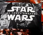 Kids' Star Wars Movie Conflict Single Quilt Cover Set - Multi 5