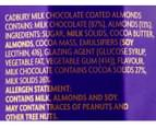 2 x Cadbury Christmas Almonds 320g 5