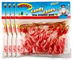 4 x Christmas Tree Trimmer Candy Canes 15pk  1