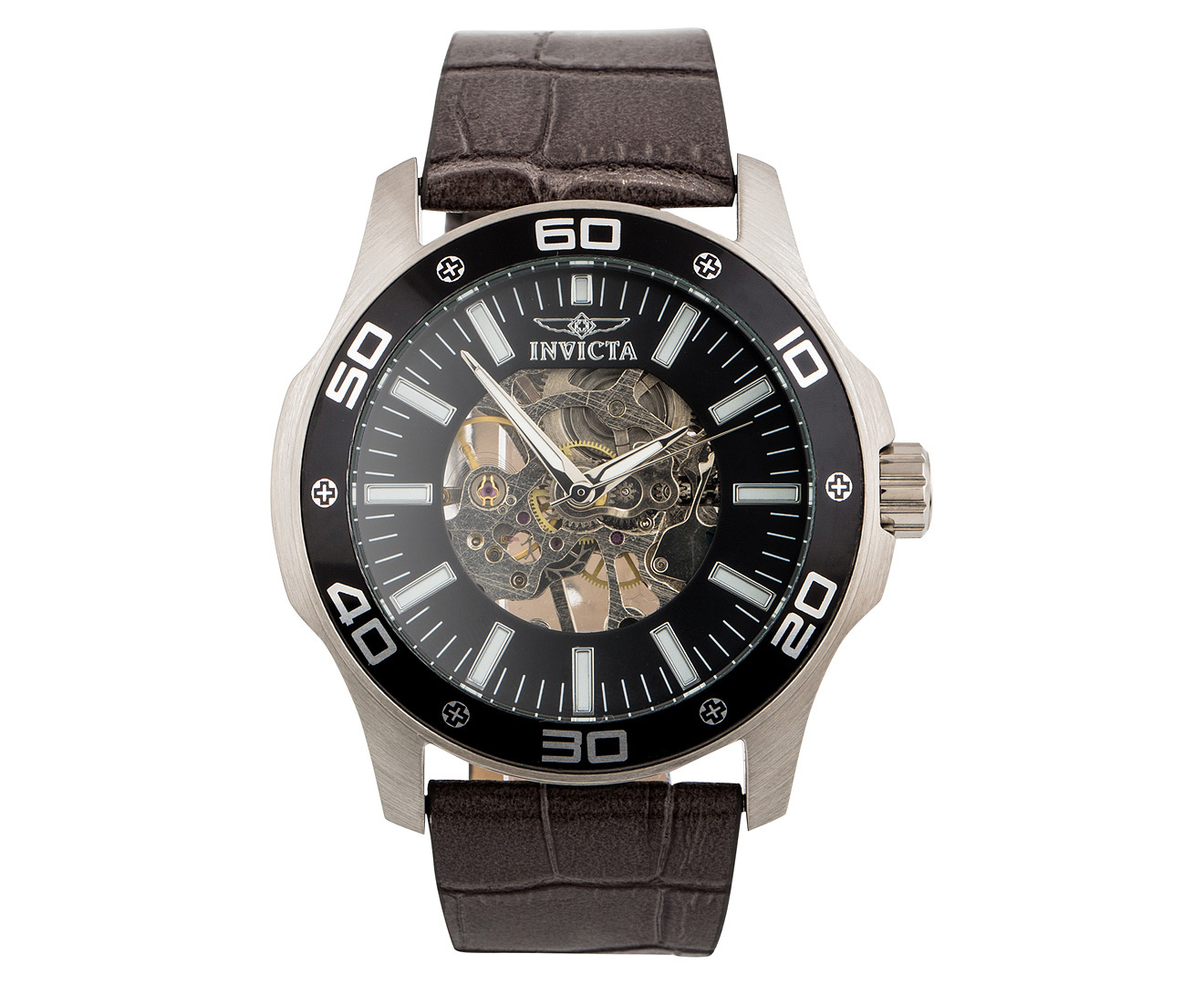 invicta s specialty collection 45mm mocha ebay