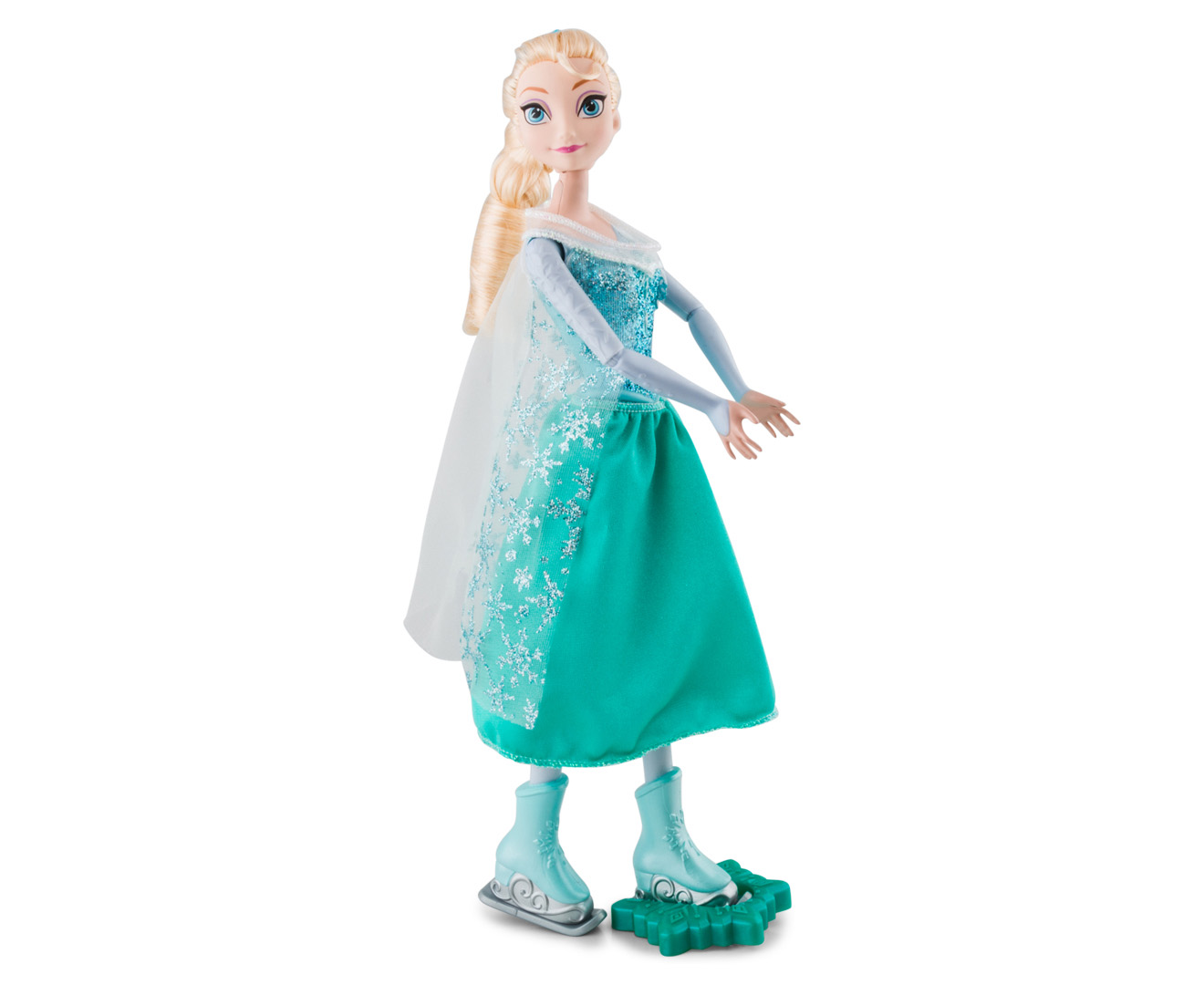 Catchoftheday Com Au Frozen Ice Skating Elsa Doll
