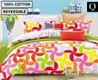 Gioia Casa Queen Summer Quilt Cover Set - Multi 1