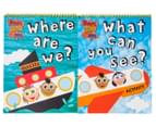 Travel Time For Kids 4-Book Pack 4