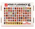 ATARI Flashback® 6 Classic Game Console + 100 Built-In Games 6