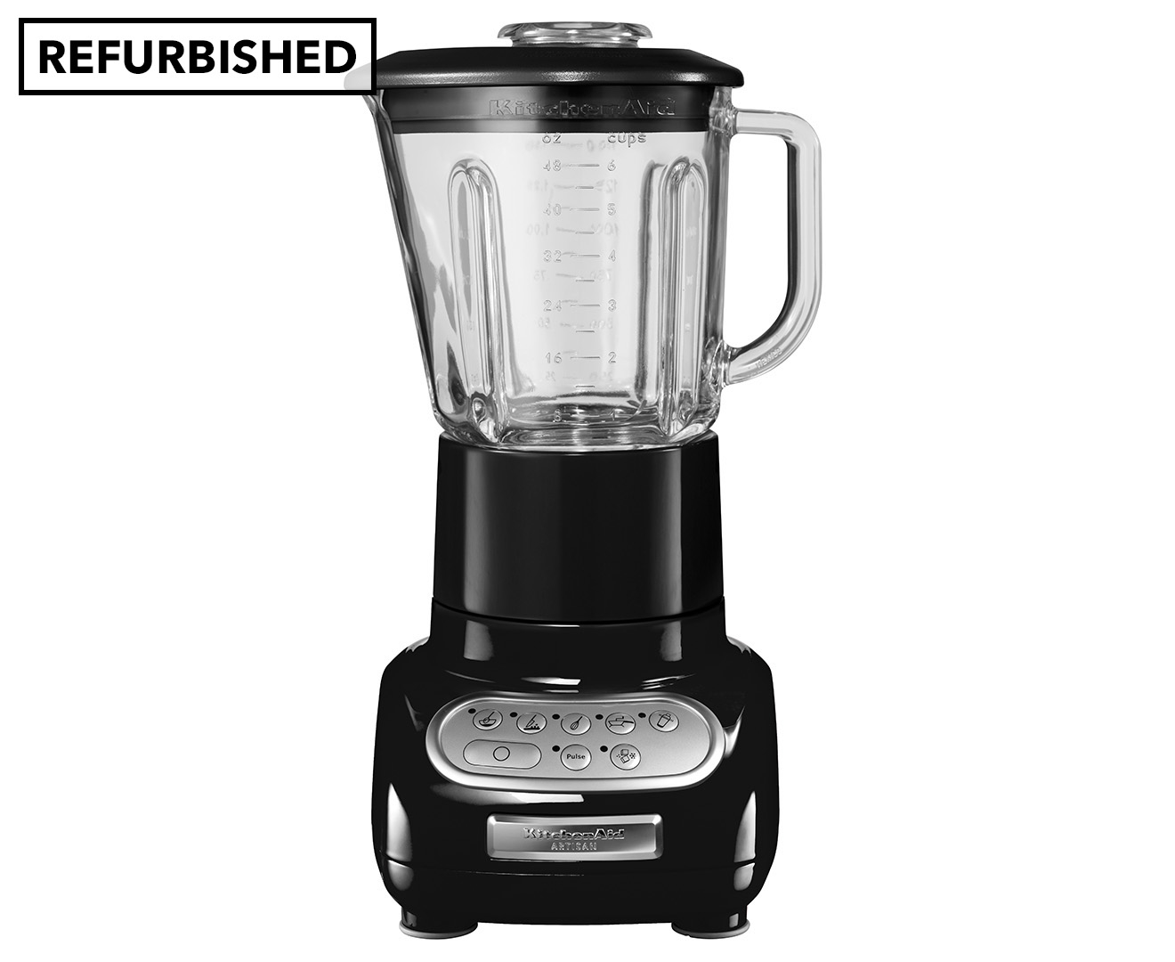 scoopon shopping kitchenaid ksb555 blender refurb black