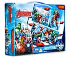 Avengers 4-Puzzle Pack in Carry Box 2
