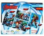 Avengers 4-Puzzle Pack in Carry Box 6