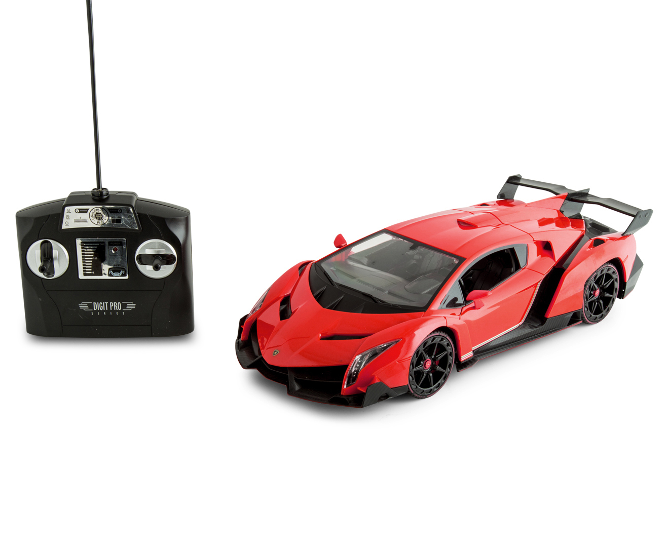 Scoopon Shopping Lamborghini 1 14 Lamborghini Veneno Remote Control Car Red