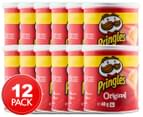12 x Pringles Original Minis 40g 1