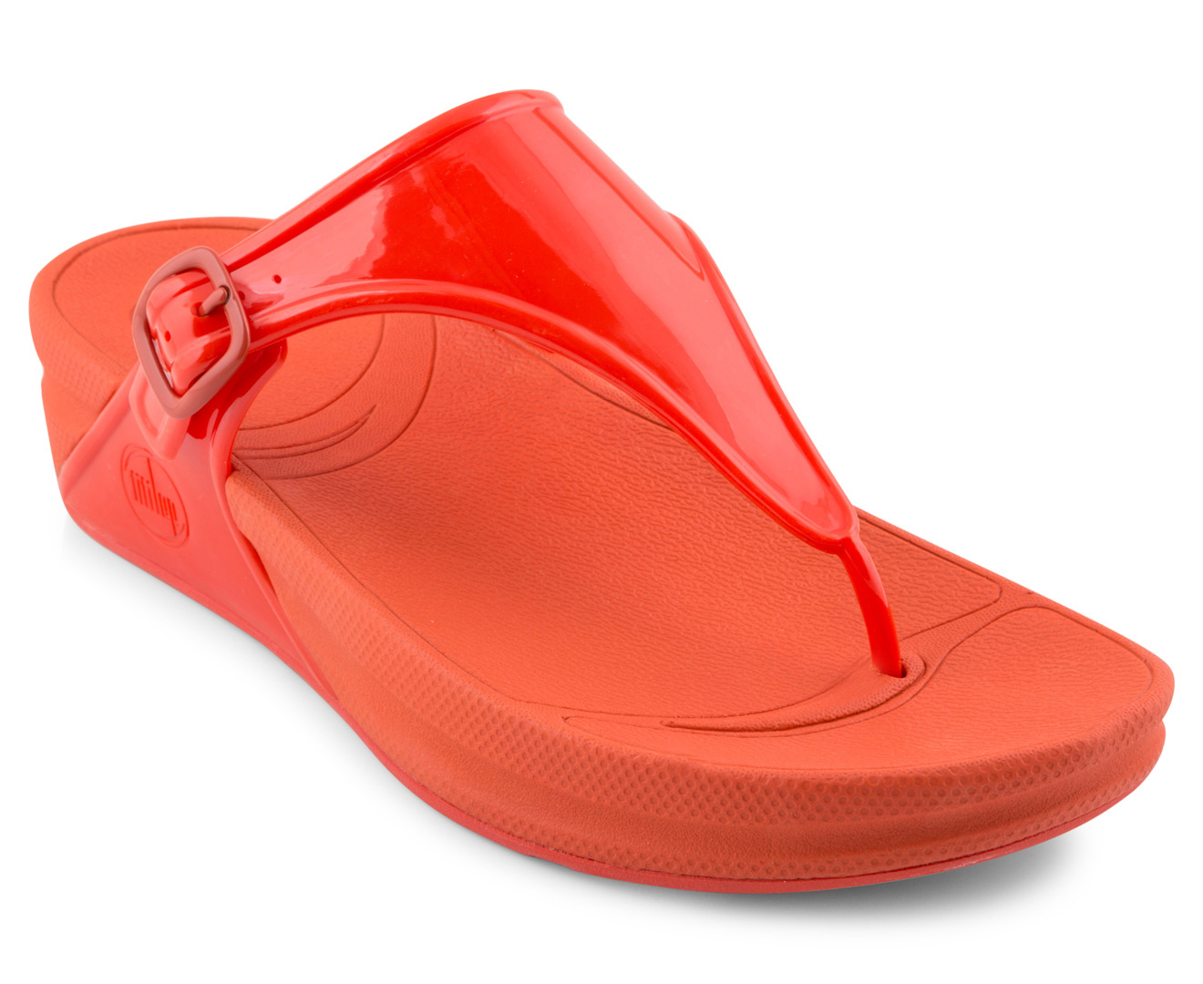 10659b69a51d8c Fitflop Super Jelly Flame