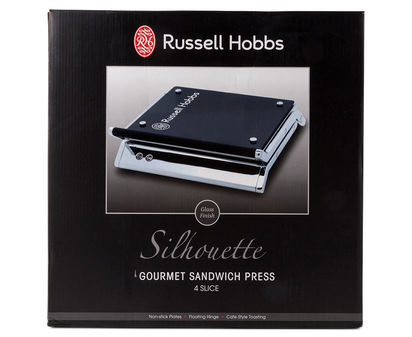 Russell hobbs glass panini press - Russell Hobbs Glass Panini Press 22