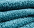 Luxury Living 70x140cm Bath Towel 4-Pack - Teal 3