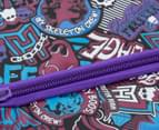 Monster High Large 2-Zip Pencil Case 4