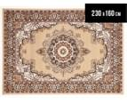 Traditional Medallion 230 x 160cm Rug - Cream 1