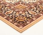 Traditional Medallion 230 x 160cm Rug - Cream 2