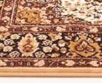 Traditional Medallion 230 x 160cm Rug - Cream 3
