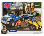 Mega Bloks Jeep Forest Expedition  1