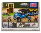 Mega Bloks Jeep Forest Expedition  6