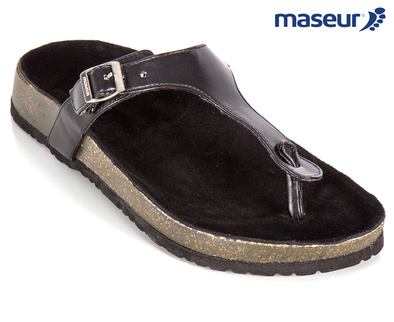 Wonderful  Toe Sandal Casual Shoes In Black Greasy For Women  Shoeshoesblog