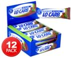 12 x Aussie Bodies ProteinFX Lo Carb Choc Mint Fudge Bars 60g 1