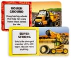 Little Library JCB Pull Along Books 6