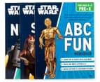 Star Wars Workbooks Pre-Kindergarten 3-Pack  4