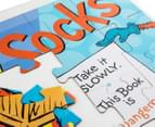 Dr. Seuss Fox In Socks Giant Puzzle Box 5