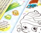 Shopkins 4-Book Sticker Activity Pack 5
