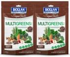 2 x Bioglan SuperFoods Multigreens Cacao Boost 250g 1