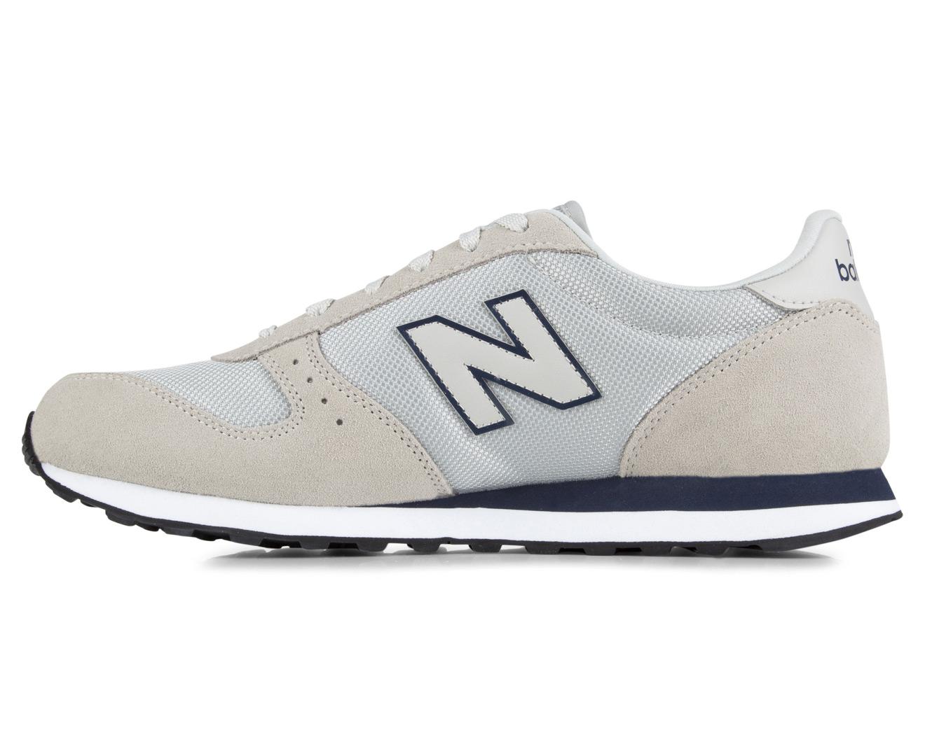 new balance 311 mens Grey