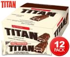 12 x Titan Bar Cookies N Cream 80g 1