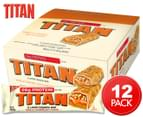 12 x Titan Bar Vanilla Caramel 80g video