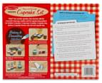 Melissa & Doug Bake & Decorate Cupcake Set 6