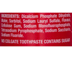 6 x Colgate Cavity Protection Toothpaste Pump 140g 2