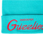 Mitchell & Ness Special Script Cuffed Beanie - Grizzlies 4