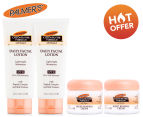 2 x Palmer's Cocoa Butter Formula Skincare Pack 1