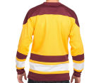 Mitchell & Ness Men's NBA Mesh Long Sleeve Top - Cavaliers 4