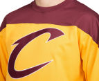 Mitchell & Ness Men's NBA Mesh Long Sleeve Top - Cavaliers 5