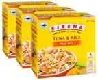 3 x Sirena Tuna & Rice Fried Rice 190g 1
