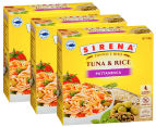 3 x Sirena Tuna & Rice Puttanesca 190g 1
