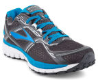 Brooks Men's Ghost 8 Shoe - Shoe - Anthracite/Methyl Blue/White 2