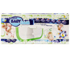Baby Dam Bathwater Barrier - White/Green 6