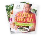 Pete Evans Healthy Every Day & Family Food Cookbook 2-Pack 2