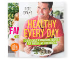 Pete Evans Healthy Every Day & Family Food Cookbook 2-Pack 3