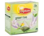 4 x Lipton Jasmine Petals Green Tea Bags 20pk 3