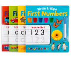 Write & Wipe 'First' Series Books 4-Pack 3