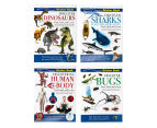 Wonders of Learning Sticker Books 4-Pack 1