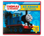 Thomas & Friends All Aboard With Thomas Foam Jigsaw Book 1