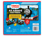 Thomas & Friends All Aboard With Thomas Foam Jigsaw Book 2
